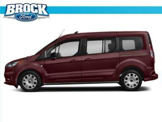 New 2021 Ford Transit Connect Wagon XL for sale in Niagara Falls, ON