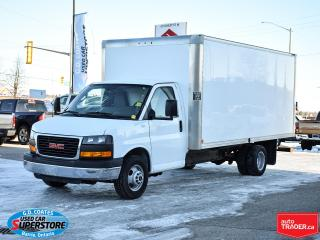 Used 2016 GMC Savana 16 Ft. Unicell Cube ~6.0L V8 ~ONLY 85,000 KM! for sale in Barrie, ON