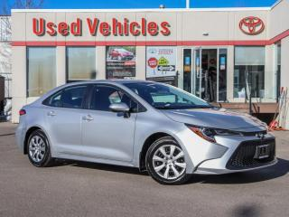 Used 2020 Toyota Corolla LE  BACK-UP CAMERA for sale in North York, ON