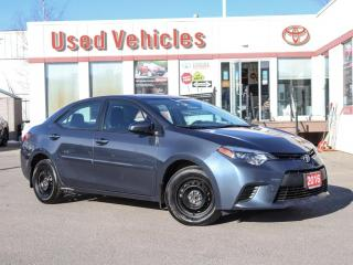 Used 2016 Toyota Corolla CE  LOW KMS | SINGLE OWNER! for sale in North York, ON