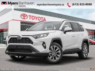 New 2021 Toyota RAV4 XLE Premium Package  - XLE Premium - $261 B/W for sale in Ottawa, ON