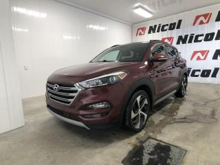 Used 2017 Hyundai Tucson SE TOIT PANORAMIQUE ET VOLANT CHAUFFANT! for sale in La Sarre, QC