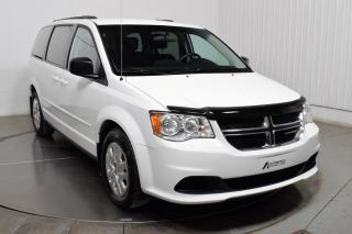 Used 2017 Dodge Grand Caravan SXT STOW N GO AIR CLIMATISÉ for sale in Île-Perrot, QC
