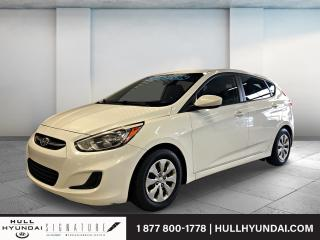 Used 2016 Hyundai Accent 5DR HB AUTO GL for sale in Gatineau, QC