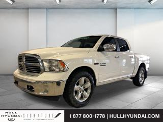 Used 2014 RAM 1500 4WD Crew Cab 140.5  Big Horn for sale in Gatineau, QC