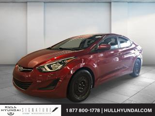 Used 2016 Hyundai Elantra 4DR SDN AUTO GL for sale in Gatineau, QC