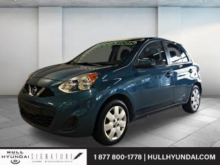 Used 2015 Nissan Micra 4DR HB AUTO S for sale in Gatineau, QC