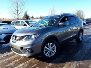 Used 2016 Nissan Rogue SV / AWD for sale in Pickering, ON