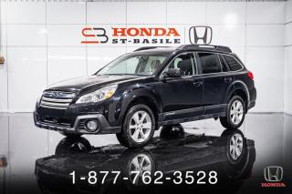 Used 2014 Subaru Outback 3.6R + TOURING + AWD + TOIT + MAGS + WOW for sale in St-Basile-le-Grand, QC