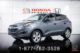 Used 2015 Hyundai Tucson GL + AWD + A/C + CRUISE + MAGS + WOW! for sale in St-Basile-le-Grand, QC
