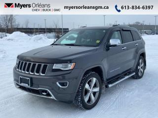 Used 2014 Jeep Grand Cherokee Overland  - Low Mileage for sale in Orleans, ON