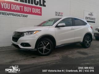 New 2021 Honda HR-V Sport for sale in Cranbrook, BC
