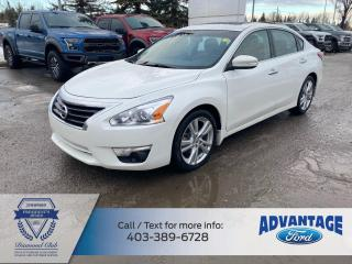 Used 2013 Nissan Altima 3.5 SL for sale in Calgary, AB