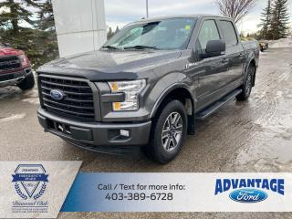 Used 2017 Ford F-150 XLT MOONROOF - NAV - TRAILER TOW PKG for sale in Calgary, AB