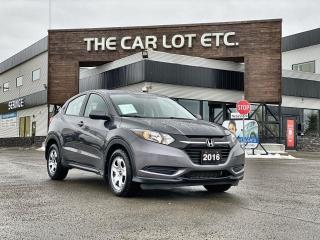 Used 2016 Honda HR-V LX for sale in Sudbury, ON