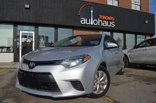 Used 2016 Toyota Corolla LE Package With Camera & HTD Seats for sale in Concord, ON