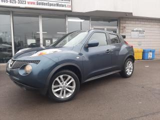 Used 2011 Nissan Juke SV~ CERTIFIED~ 3 YEAR WARRANTY~ Fog Lights for sale in Oakville, ON
