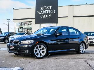 Used 2011 BMW 328xi xDRIVE|NAVIGATION|BROWN LEATHER|SENSOR(WINTER TIRE SPECIAL* for sale in Kitchener, ON