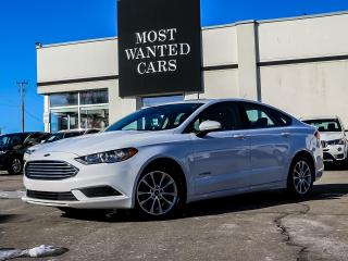 Used 2017 Ford Fusion Hybrid S|BACK UP CAMERA|BLUETOOTH|PUSH BUTTON|17