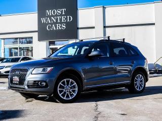 Used 2013 Audi Q5 AWD|PREMIUM|SENSORS|HETED SETAS|18