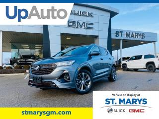 New 2021 Buick Encore GX Preferred-fwd for sale in St. Marys, ON