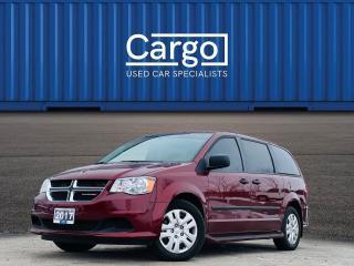 Used 2017 Dodge Grand Caravan for sale in Stratford, ON