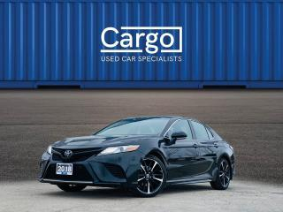 Used 2018 Toyota Camry XSE for sale in Stratford, ON