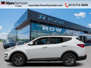 Used 2015 Hyundai Santa Fe Sport 4DR FWD 2.4L  - Low Mileage for sale in Nepean, ON