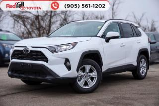 New 2021 Toyota RAV4 XLE for sale in Hamilton, ON