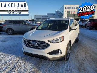 New 2020 Ford Edge SEL  - Activex Seats - Power Liftgate - $245 B/W for sale in Prince Albert, SK