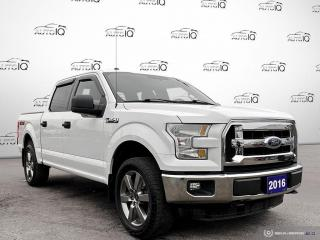 Used 2016 Ford F-150 XLT 4x4 20 Wheels/Rear View Camera/Bluetooth for sale in St Thomas, ON