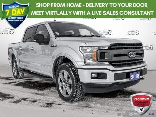 Used 2018 Ford F-150 XLT Sport 4x4/Navi/20 Wheels/Rear View Camera for sale in St Thomas, ON