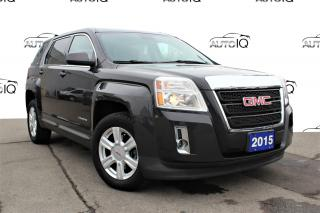 Used 2015 GMC Terrain SLE-1 SUPER CLEAN! CERTIFIED for sale in Hamilton, ON