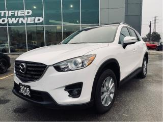 Used 2016 Mazda CX-5 GS AWD at SUNROOF / BLIND SPOT! for sale in York, ON