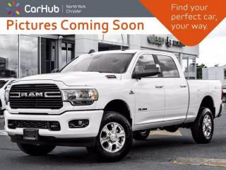 New 2021 RAM 2500 Big Horn|Level 2|12 inch Screen|Gooseneck {rep for sale in Thornhill, ON
