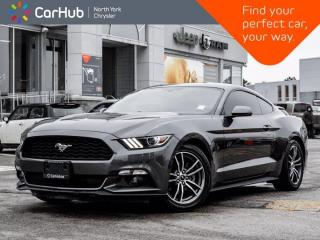 Used 2017 Ford Mustang Fastback EcoBoost Premium Heated & Vented Seats Navigation for sale in Thornhill, ON