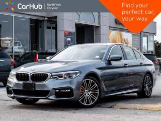 Used 2018 BMW 5 Series 530e xDrive Massage Seats Sunroof Harman Kardon for sale in Thornhill, ON