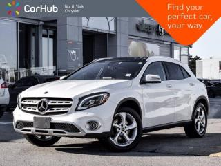 Used 2019 Mercedes-Benz GLA 250 4MATIC Backup & 360 Cameras Panoramic Roof for sale in Thornhill, ON