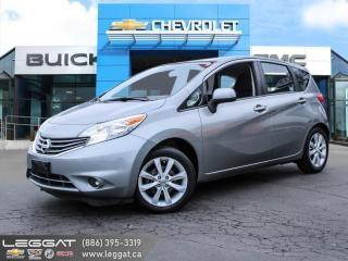 Used 2014 Nissan Versa Note CLEAN HISTORY! | REAR CAMERA! for sale in Burlington, ON
