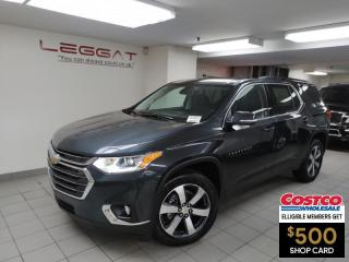 New 2021 Chevrolet Traverse LT True North -  - Leather Seats for sale in Burlington, ON