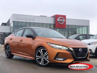 Used 2020 Nissan Sentra *CPO* HEATED SEATS, REVERSE CAMERA for sale in Midland, ON