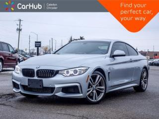 Used 2014 BMW 4 Series 435i xDrive Navigation Sunroof Backup Camera Bluetooth Leather Heated Front Seats 19
