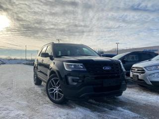 Used 2017 Ford Explorer Sport HEATED SEATS, REVERSE CAMERA for sale in Midland, ON