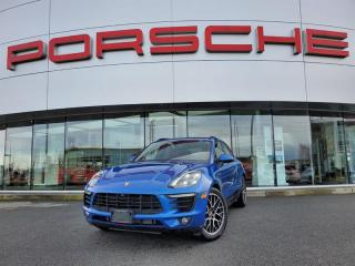 Used 2018 Porsche Macan Sport Edition for sale in Langley City, BC