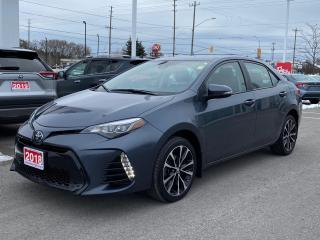 Used 2018 Toyota Corolla SE UPGRADE+XTRA WARRANTY-100,000 KMS! for sale in Cobourg, ON