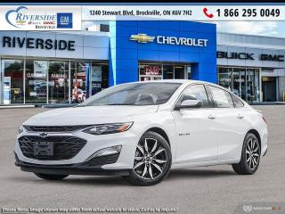 New 2021 Chevrolet Malibu RS for sale in Brockville, ON