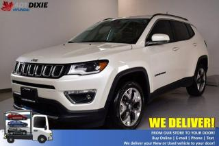 Used 2018 Jeep Compass LIMITED for sale in Mississauga, ON