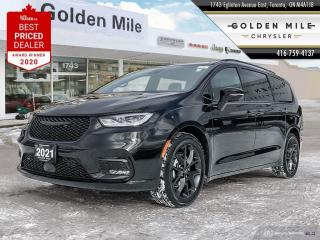 New 2021 Chrysler Pacifica Touring-L Park Assist, NAVI, 10.1 inch display, Leather seats, Birds eye camera, Pano Roof, Engine start/Stop for sale in North York, ON