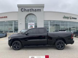Used 2019 RAM 1500 Sport/Rebel Sport 4x4 Quad Cab 6'4  Box for sale in Chatham, ON