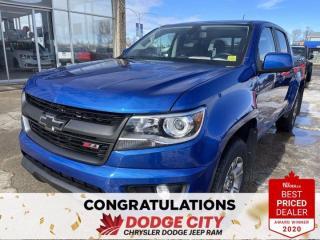 Used 2018 Chevrolet Colorado 4WD Z71 for sale in Saskatoon, SK